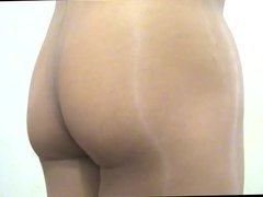 crossdresser pantyhose only 010