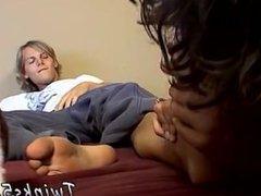 Long hair gay twink movietures Bareback Boyfriends Love Feet