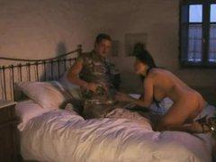 Aletta Ocean Hardcore Sex on Bed