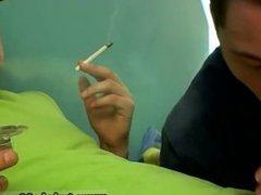 Hairy gay men smoking fetish videos Straight Buddies Smoke Sex!