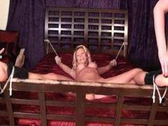 Lacey Scott Gang tickling