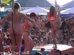 Fantasy Fest Wet Pussy Contest Part 2