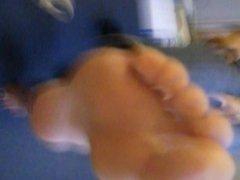 shoot des pieds de mme rochard