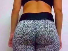 COMPILATION OF GYM BOOTY!!!