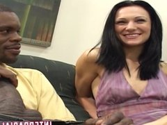 Milf Victoria Takes a big cock in her ass