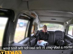 Fake Taxi Hungarian beauty in hot cab sex