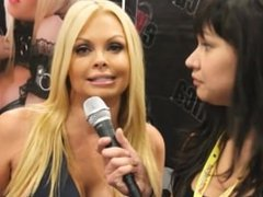 The Panic Hour visits the Exxxotica Adult Film Expo with Lelac & Jesse Jane