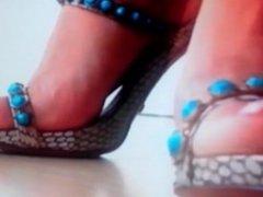 her feet r hott