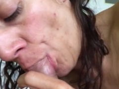Perfect blowjob and cim. Jin from 1fuckdate.com