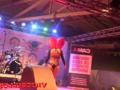 Desfile lenceria masculina de Horas de placer en el FEDA 2015 by Viciosillo