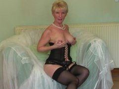 Mature Lady Feeling Naughty