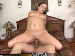 Tia Palmer Fucked Rough And Jizzed On