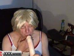 Naughty Gigi is a Cock Sucking Slut, Man Porn