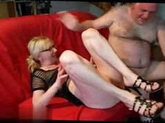Fucked hard in her pussy