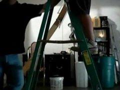 Repair Guy Blowing Home Alone Twink
