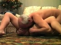 Elodia from 1fuckdate.com - Mature couple get their action goi
