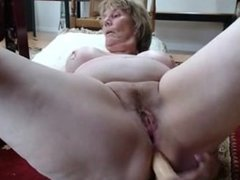 Maryann from 1fuckdate.com - Mature mom anal play