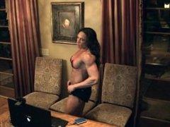 Asha Hadley Sexy Webcam
