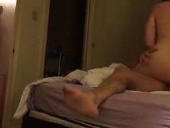 Big booty redhead riding teaser