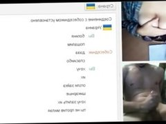 Web chat 108 ukrainian girl and he. Naoma LIVE on 1fuckdate.com