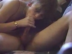 Blowjob wife. Lenore from 1fuckdate.com