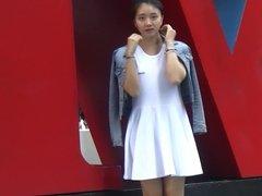 My Asian Obsession II  NN  No Bikini  Just Candid (Graz 32)