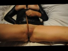 mature mom big tits and Clit torture 34