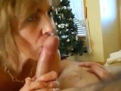 Hot Milf Blowjob in POV VR88
