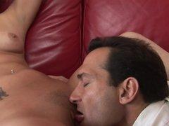 Salesman sex toys gets sex