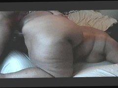 juicy big booty mama