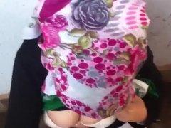Cum in hijabis tits
