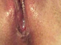Peeing and cumming