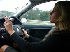 Janin - Smoking While Driving 2