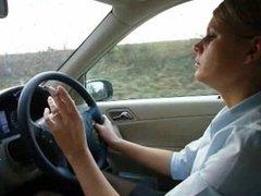 Janin - Smoking While Driving 4