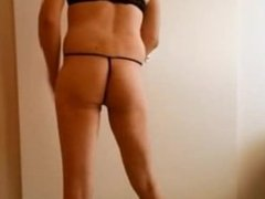 Danish Trans Ladyboy And Shemale Show 2 (G-string & Bra)