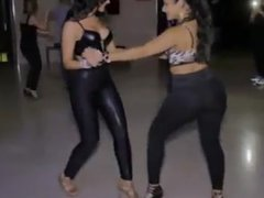 Pretty Latina has an amazing ass