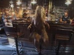 Nude in public bar 02