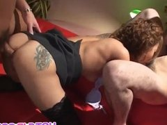 Luna Mikami gets boners in mouth and in nooky