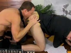 Best gay porn sexy brown big dicks Jason's rock hard meatpipe and