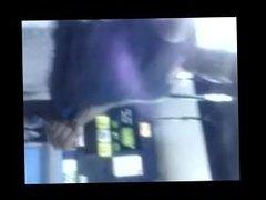 Gas Station jerk off