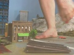 Giantess - Andrea the Destroyer