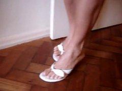 Mature German Feet