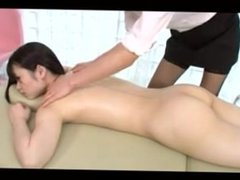 LESBIAN AND MASSAGE