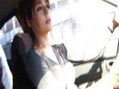 Shirin - Smoking While Driving