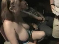 Debra from 1fuckdate.com - Dawn gives blowjobs to strangers h