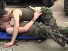 Gay male twinks throat fucking and cumming Uniform Twinks Love Cock!