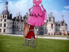 Princess gets fucked hard by knight in armor
