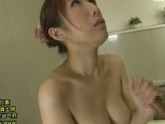 japanese big wife horny gangbang 7