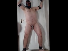 Self bondage compilation