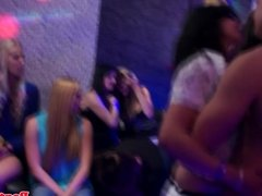 Amateur eurobabes fucking and sucking strippers